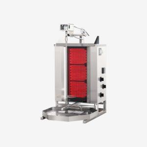 Kebabgrill CE3 - Glaskeramisk Potis