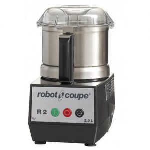 Snabbhack R2A ROBOT-COUPE