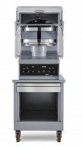 Pizzapress  45MTE 45cm silver- OEM