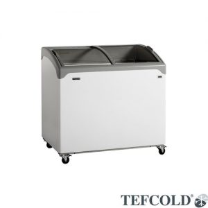 FRYSBOX - 286 liter, EXPONERING - TEFCOLD