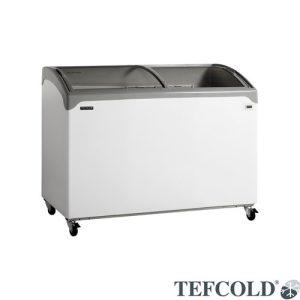 FRYSBOX - 388 liter, EXPONERING - TEFCOLD