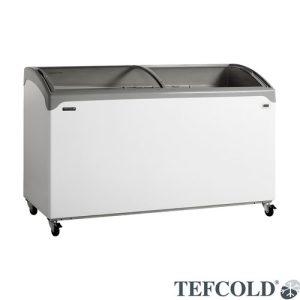 FRYSBOX - 475 liter, EXPONERING - TEFCOLD